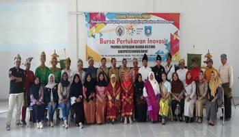 Kecamatan Simpang Teritip Gelar Bursa Inovasi untuk Angkat Potensi Desa