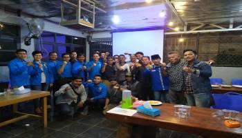 KNPI Babel Gelar Rapat Pemuda, Bahas Rencana Pembangunan Jembatan Penghubung Bangka-Sumatera