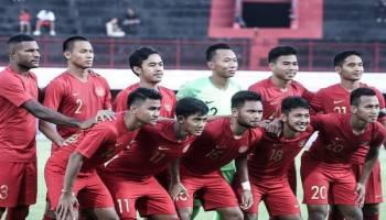 Kualifikasi Piala Asia U-23 2020: Thailand Vs Indonesia
