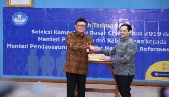 Menteri PANRB Terima Naskah Soal SKD Dari Mendikbud