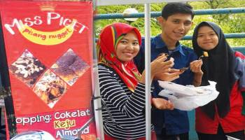 Miss Piget Bangka Ingin Hadir di Seluruh Pulau Bangka