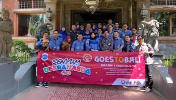 Dekranasda Kota Pangkalpinang Belajar ke Provinsi Bali