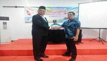 Nico Plamonia Utama Pimpin PRSI Babel
