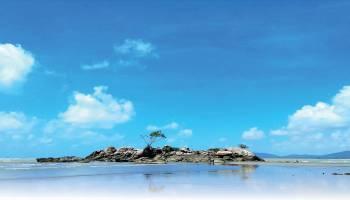 Pantai Bedaun Prospek Pariwisata yang Lama Terlupakan
