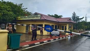 Pascaledakan Bom Bunuh Diri di Polrestabes Medan, Polres Bangka Tengah Perketat Penjagaan