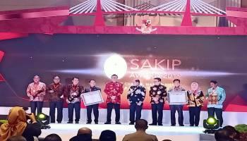 Pemerintah Kota Pangkalpinang Raih Predikat Kategori B SAKIP Award Wilayah I Tahun 2019