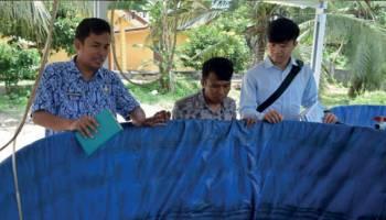 Pemkab Bateng Targetkan 1000 Kolam Lele