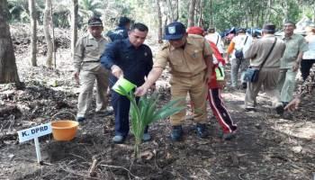 Pencanangan Hutan Kota di Bangka Barat