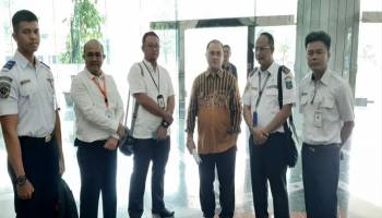 Pengen Wujudkan Konektifitas Pelayanan Kesehatan Wilayah Pesisir, Gubernur Pesan Tambahan Kapal Pelra