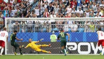 Piala Dunia 2018: Denmark Diimbangi Australia 1-1