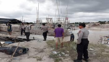 Polisi Ultimatum Pemilik TI Rajuk di Pantai Matras