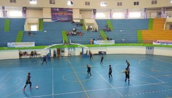 Porprov Korpri Babel 2019: Tumbangkan Pemprov Babel, Tim Futsal Basel Tantang Pemkot di Babak Final