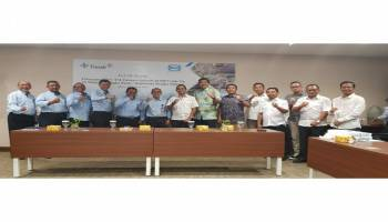 PT. Timah Bangun Smelter Berteknologi Canggih di Bangka Barat