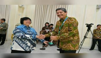 PT. Timah Raih Penghargaan PROPER Hijau 2019 dari KLHK