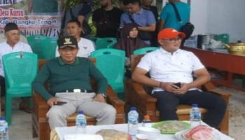 Puji Program Bateng Unggul, Herry Erfian Beri Signal Dampingi Ibnu Saleh