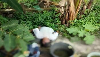 Punya Riwayat Sakit Lever, Warga Desa Kurau Ditemukan Meninggal di Areal Persawahan