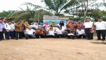 Pusat Pelatihan Pertanian dan Pedesaan Menjadi Percontohan Unggulan Bangka Tengah