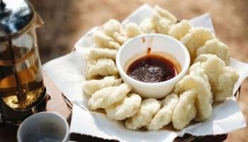 Resep Masakan: Siap Menggoyang Lidah! Resep Praktis Membuat Cireng Bumbu Rujak
