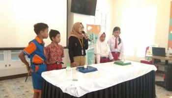 Sahid Hotel Bangka dan Goethe Institut Kenalkan Sains kepada Anak-anak