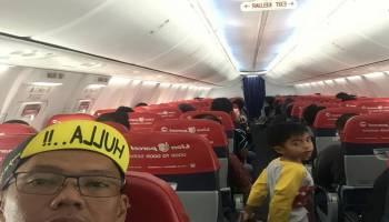 Satu Jam Muter-Muter Pulau Bangka, Lion Air Kembali ke Jakarta