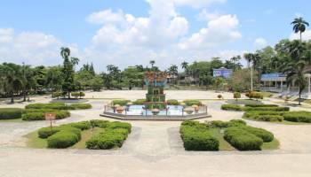 Sebentar Lagi ATM dan Taman Wilhelmina Pangkalpinang Akan Dilengkapi Masjid