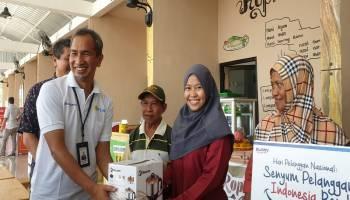 Senyum Pelanggan PLN, Semarakkan Hari Pelanggan Nasional