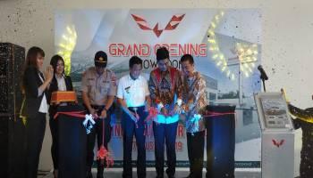 Showroom Wuling Kini Hadir di Bangka, Permudah Konsumen Lewat Konsep Terpadu 3S