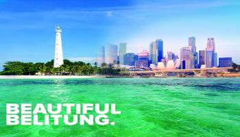 Singapura Belitung Semakin Mesra