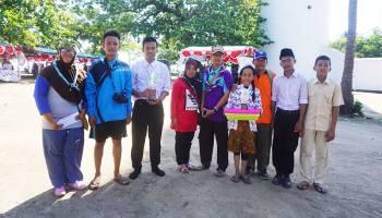 SMAN 1 Namang Gondol Rp5 Juta dari Napak Tilas Kebangsaan 2018