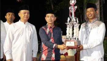 Sungailat Juara Umum STQ ke XI Tingkat Kabupaten Bangka Tahun 2019