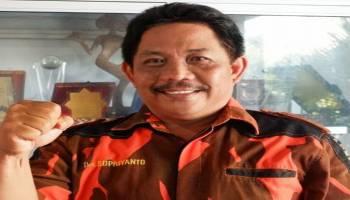 Supriyanto Pimpin Pemuda Pancasila Kabupaten Bangka Periode 2019 - 2023