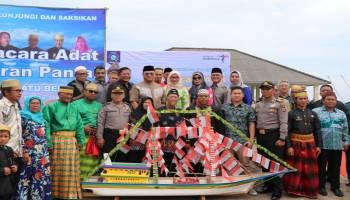 Syukuran Pantai Batu Belubang Jadi Momen Kebangkitan Nelayan Pesisir, Gubernur Ajak Lestarikan Laut Babel