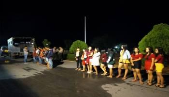 Tak Punya KTP, Belasan Pengunjung Tempat Hiburan Diangkut ke Polres