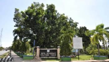 Taman Kota Manggar Belitung Timur, Beredar Informasi Sering Dijadikan Lokasi Mabuk-Mabukan