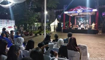 Tarik Minat Pemilih, KPU Bangka Gelar Konser Musik