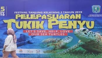 Terus Berkembang, Festival Tanjungkelayang Makin Menjanjikan