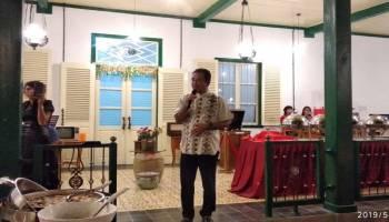 Tidak Dapat Hadir di Pulau Bangka, Rudianto Tjen Ucapkan Selamat Idul Fitri