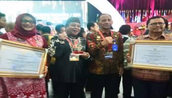 Tiga Kali Berturut-turut Babel Meraih Penghargaan Aksi Peduli HAM
