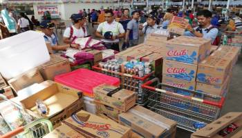 Tim ERG PT Timah Buka Posko Bantuan Korban Gempa Tsunami Palu Bersama Kementrian ESDM dan BUMN