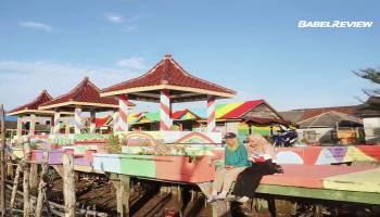 Video Kampung Pelangi Desa Kurau