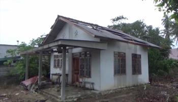 VIDEO Puting Beliung Terjang Desa Rebo, Belasan Rumah dan Kelenteng Rusak