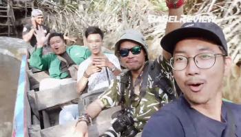 Vlog Munjang Magrove Kurau Barat