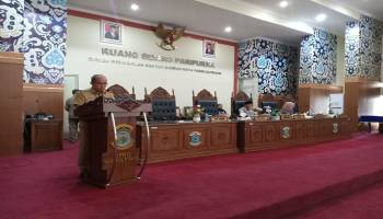 Wali Kota Berterima Kasih Perda Retribusi Perizinan Disetujui DPRD