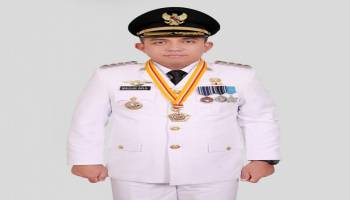 Walikota Pangkalpinang Terima Anugerah Bintang Legiun Veteran Republik Indonesia