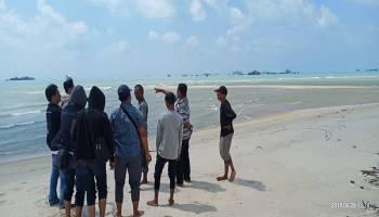 Warga Nelayan 1 Sungailiat Keluhkan Keberadaan KIP di Depan Muara Tengkorak