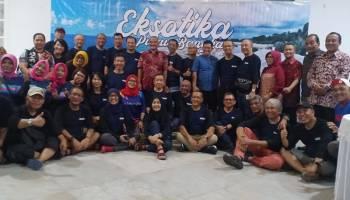 Wawako Ajak Peserta Gowes Eksotika Bangka Promosikan Kota Pangkalpinang